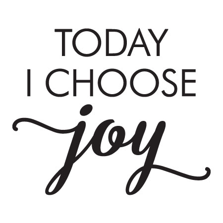 Learning To Choose Joy