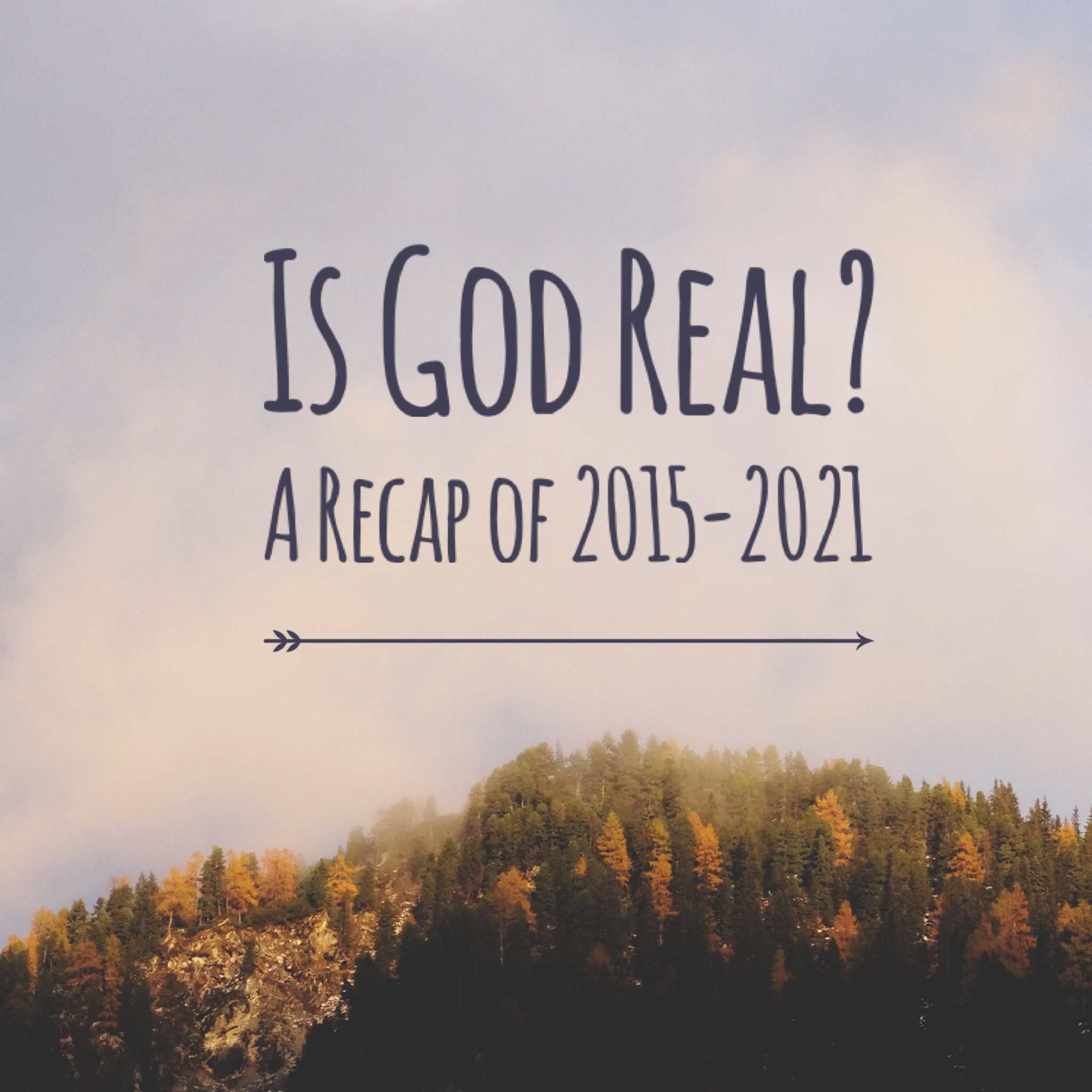 Is God Real? Take a Look at My Past Five Years…